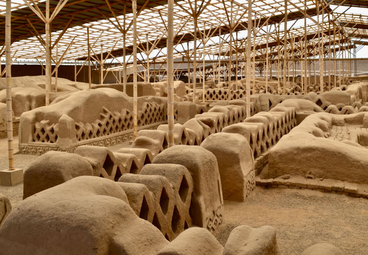 Visit archaeological sites