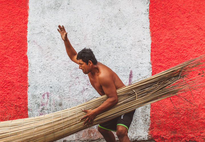 Huanchaco Peru - the 5,000-year-old birthplace of surfing