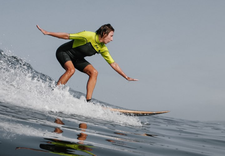 Learning to Surf with Unleash Surf In Huanchaco Peru